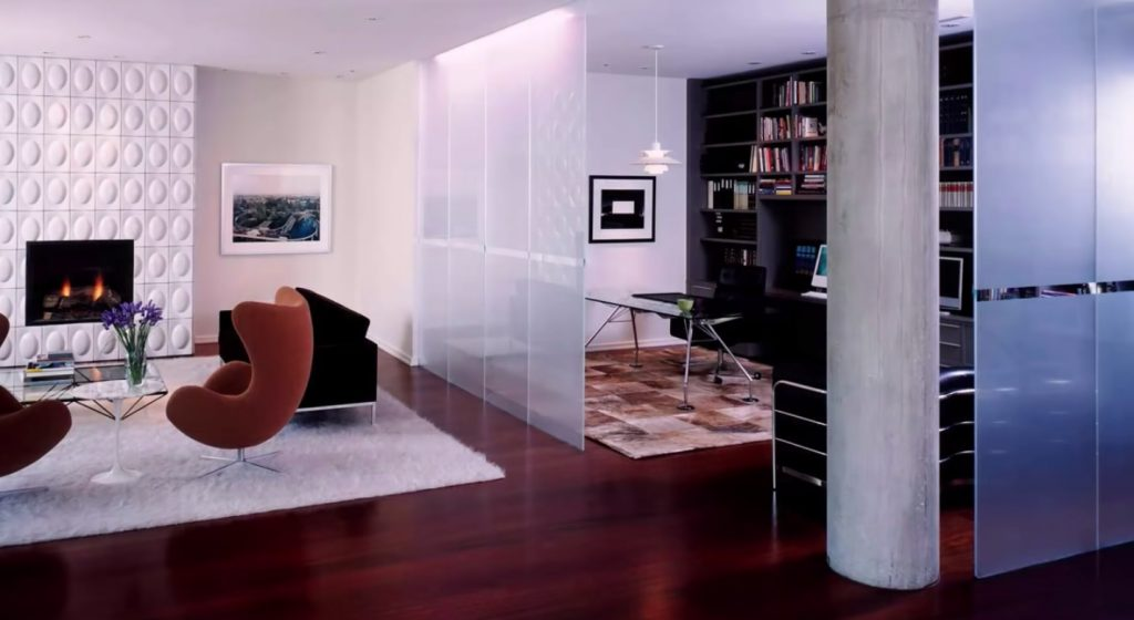 Glass Partition Wall Systems 1